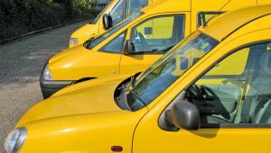 Samochody dostawcze