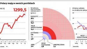 Jakie aktywa Polacy mają w swoich portfelach