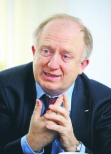Herbert Wirth, prezes KGHM Szymon Łaszewski