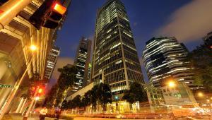 Singapur, siedziba giełdy singapurskiej