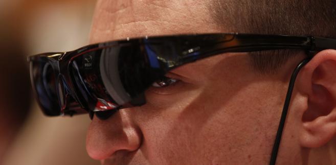 Vuzix 1200dx - okulary z cyfrowym systemem video