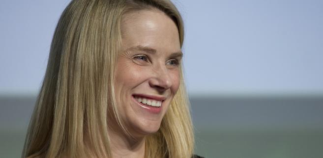 Marissa Mayer, szefowa Yahoo
