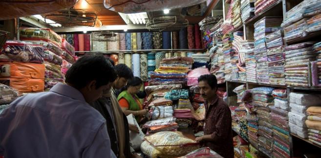 Sklep w Kalkucie
