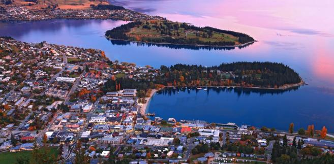 Queenstown, Nowa Zelandia