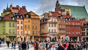 Warszawa, Stare Miasto, fot. marekusz