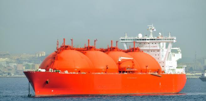 lng, gaz ziemny, transport