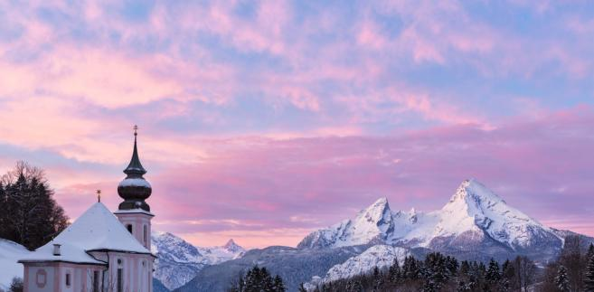 Masyw górski Watzmann, Bawaria, Niemcy