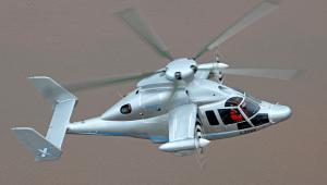 Eurocopter X3. Ref: Exph 0735 01 (c) Eurocopter / Photo A.Pecchi