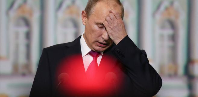 Władimir Putin  Fot. Andrey Rudakov, Bloomberg's Best Photos 2013.