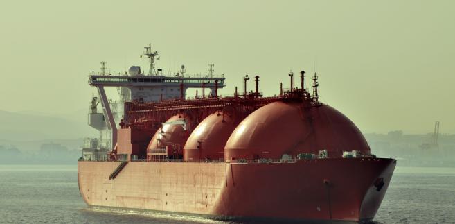 LNG, statek