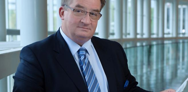 Jacek Saryusz-Wolski, wiceszef Europejskiej Partii Ludowej