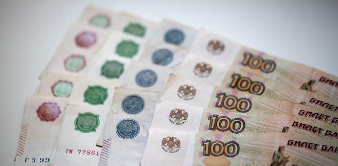 Ruble rosyjskie