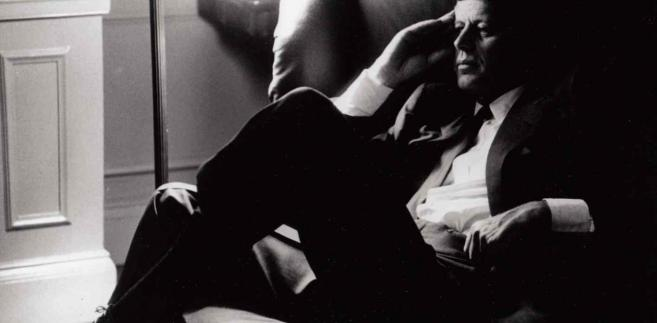 John F. Kennedy, Boston, Massachusetts, U.S., 1957