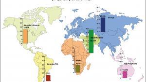 Produkcja ropy naftowej na świecie