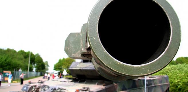 czołg-Leopard II