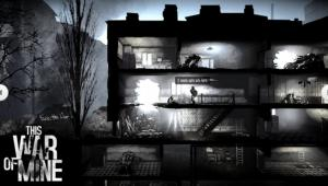 Screen z gry This War of Mine. Źródło: strona producenta www.11bitstudios.com