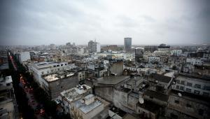 Tunis, stolica Tunezji.