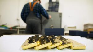 Amerykanie kupują złoto