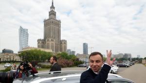 Andrzej Duda spotkał się z warszawiakami
