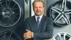 Ralf Schmid, założyciel grupy Uniwheels MAT. PRASOWE