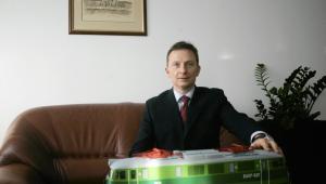 Ministerstwo Infrastruktury i Rozwoju . Podsekretarz Stanu Zbigniew Klepacki . Fot . Przemek Wierzchowski / Agencja Gazeta