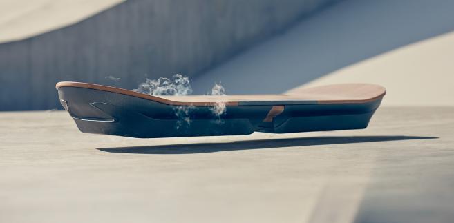 Lewitująca deskorolka Lexus Hoverboard (3)