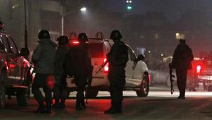 Kabul zamach na ambasadę Hiszpanii