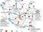 Autostrady - polski priorytet. Potem będą budowane już tylko ekspresówki