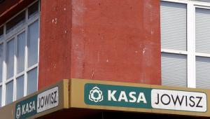 Siedziba Spółdzielczej Kasy Oszczędnościowo-Kredytowej Jowisz w Czeladzi, 22 bm. Komisja Nadzoru Finansowego zawiesiła działalność kasy, bo jej aktywa nie wystarczają na zaspokojenie zobowiązań.