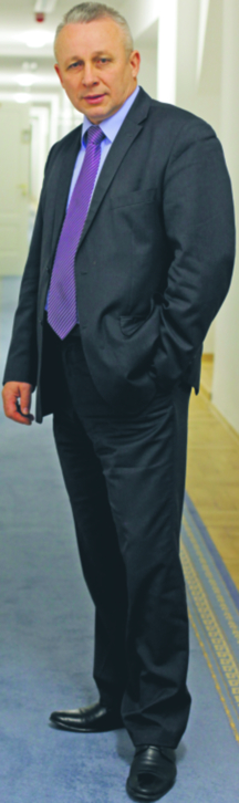 Zdzisław Sokal, prezes Bankowego Funduszu Gwarancyjnego, doradca prezydenta RP i jego przedstawiciel w Komisji Nadzoru Finansowego GRZEGORZ KAWECKI/PULS BIZNESU/FORUM