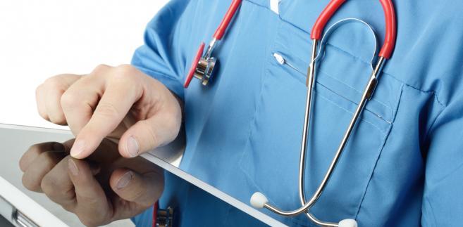 lekarz, medycyna, pacjent