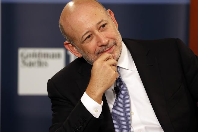 Lloyd Blankfein – Dyrektor Generalny Goldman Sachs Group.jpg