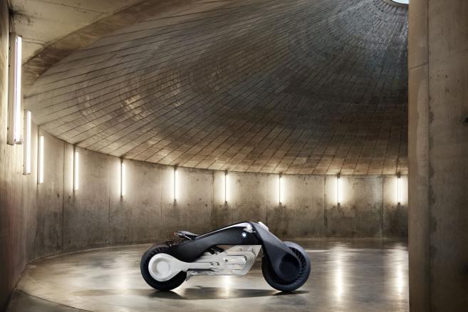 BMW Motorrad Vision Next 100. Źródło: Materiały prasowe BMW