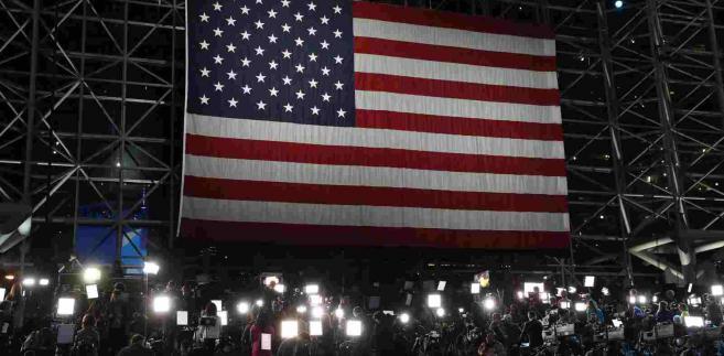 Wybory w USA EPA/JUSTIN LANE Dostawca: PAP/EPA.