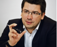 Mariusz Haładyj, wiceminister rozwoju odpowiedzialny za przygotowanie Konstytucji biznesu fot. Wojtek Górski