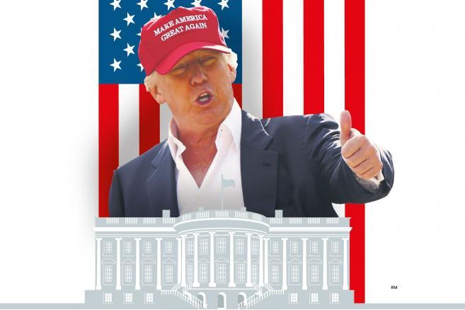 Gabinet Donalda Trumpa