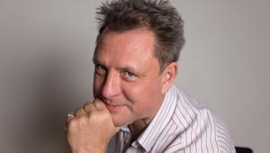 Ralph Talmont, mówca, konsultant ds. kreatywności i komunikacji oraz kurator TEDxWarsaw.