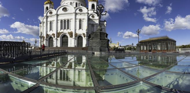 Sobór Chrystusa Zbawiciela w Moskwie - największa świątynia prawosławna na świecie