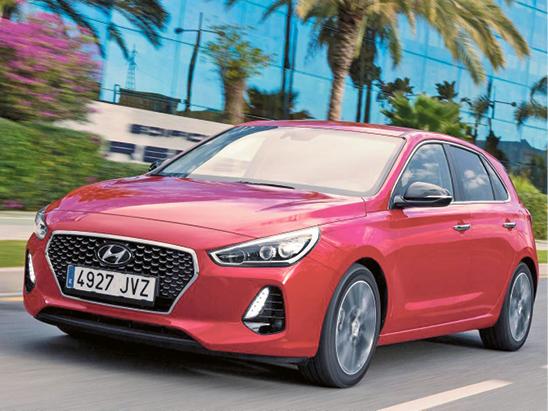 Hyundai i30 1.0 turbo fot. materiały prasowe