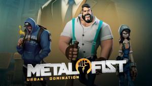 Metal Fist - źródło:vividgames.com