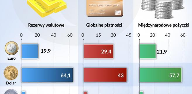 znaczenie euro (graf. Obserwator Finansowy)