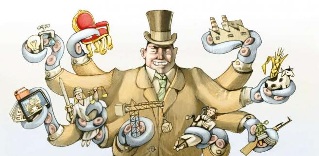 Kapitalizm bogactwo gospodarka