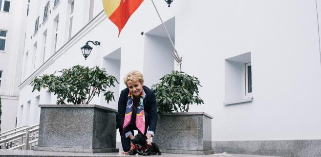 Hanna Zdanowska Fot. Maksymilian Rigamonti