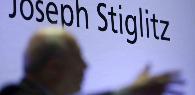 Laureat Nagrody Nobla, ekonomista Joseph Stiglitz