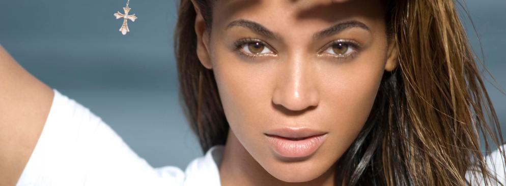 Beyonce Knowles, była wokalistka zespołu Destinys Child i narzeczona amerykańskiego rapera i muzycznego producenta Jay Z