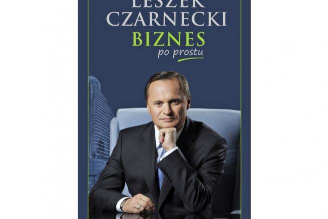 Leszek Czarnecki Biznes po prostu Studio Emka, Warszawa 2011