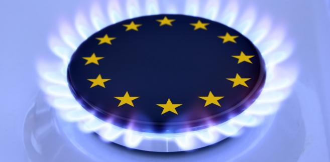 Unia Europejska  gaz