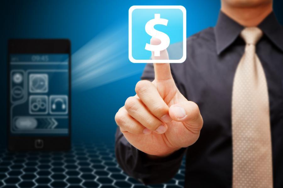 płatności mobilne, finanse, pieniądze