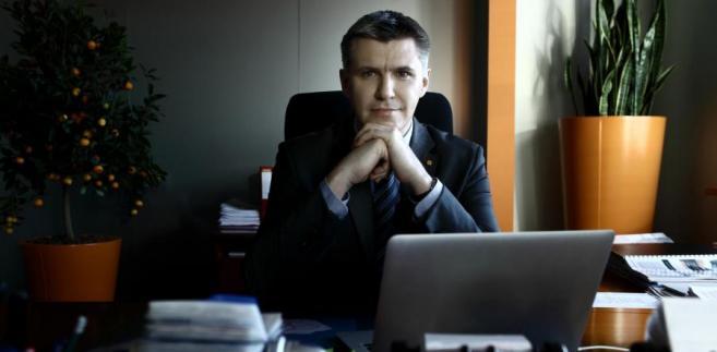Rozwiązania informatyczne w chmurze, wirtualne centra danych, kolokacja, hosting – na to stawia Wojciech Pomykała