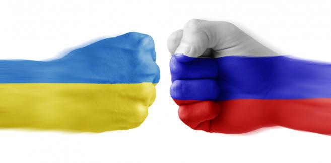 Ukraina i Rosja
